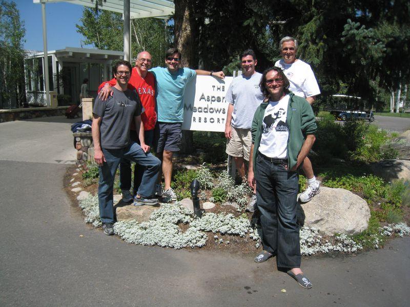 The Tribe Aspen Institute 8 2012