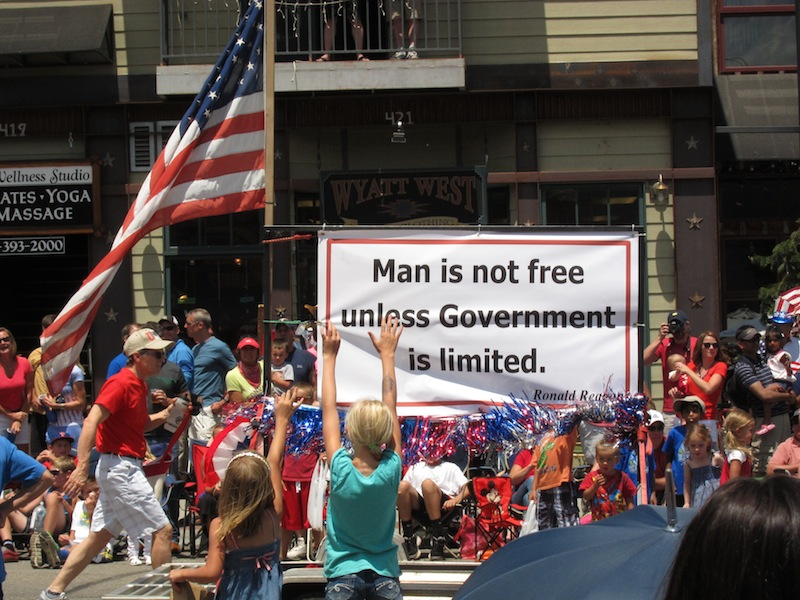 Man is not freedom