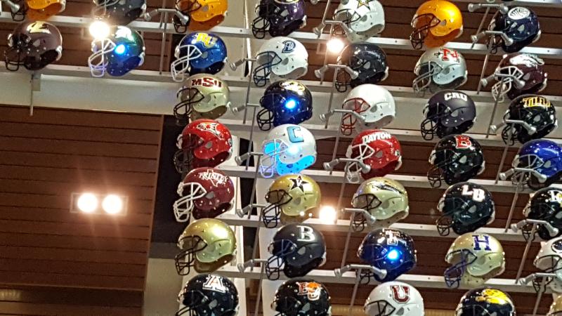 Columbia helmet
