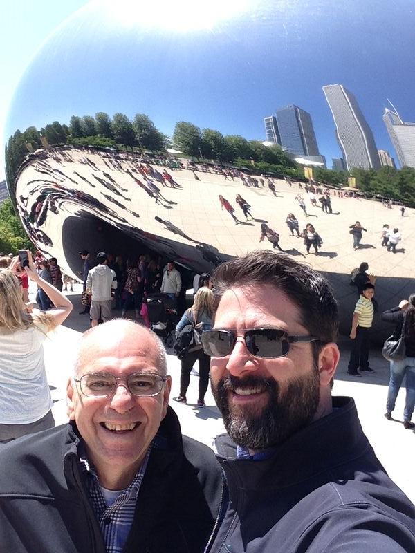 Dan Selfie