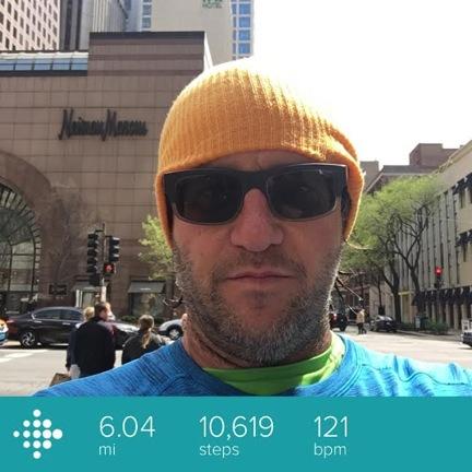 Chacago 8 a Brad Run