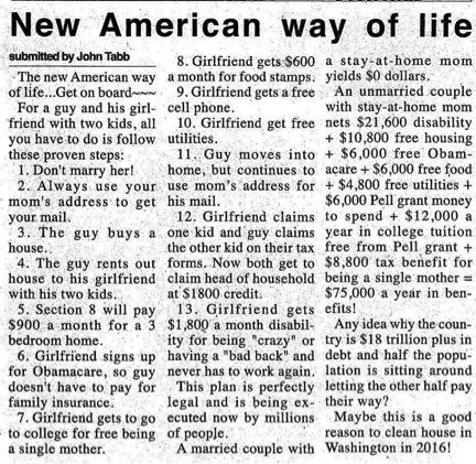 New American Way