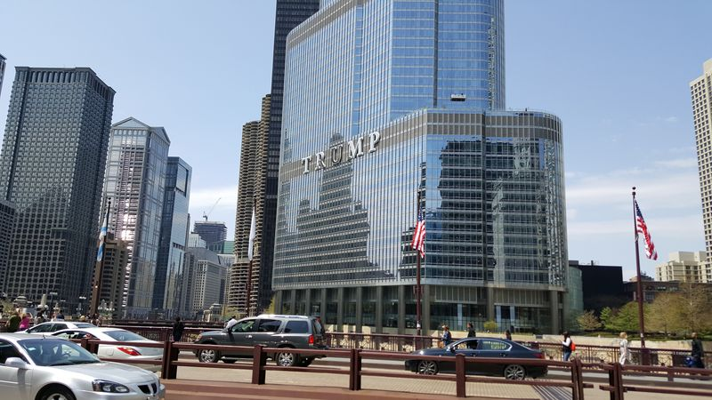 Chicago bridge tump