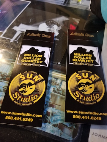 Sun studio tickets copy