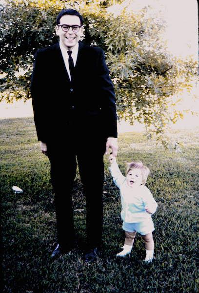 Brad and me Blytheville 1965 copy copy