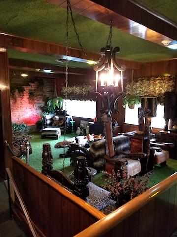 Elvis playroom